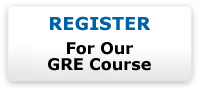 Register for GRE Preparation Course