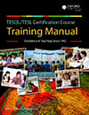 TESOL/TESL Certification Course Training Manual